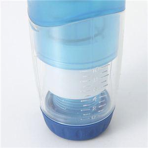 呼吸筋トレーナー パワーブリーズ プラス フィットネスタイプ ブルー(中負荷)