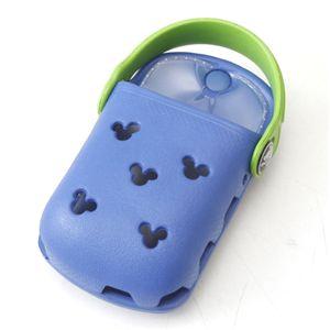 crocs(クロックス) オーダイアル携帯ケース Mickey ODial:シーブルー/ライム 【同色2個セット】