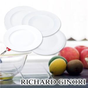 RICHARD GINORI(リチャードジノリ) ムラッティホワイト 28cm プレート 2枚組 - 拡大画像