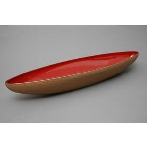 ROBEX(ロベックス) ボート マホガニ×レッド 2個セット