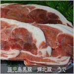 鹿児島黒豚 輝北豚 焼肉用 うで500g】販売価格1090円