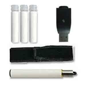 【日本製カートリッジ】電子タバコ 「Simple Smoker Lite(シンプルスモーカー ライト)」 トライアルパック(メンソール味1セット+ノーマル味1セット)