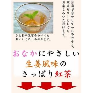 寒天生姜紅茶 6個セット