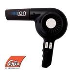 Solis(ソリス) ハンドドライヤー イオンテクノロジー 315 ブラック 【業務用】