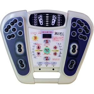 電子マッサージ器で足裏健康!電子健足器『健足博士』 - 拡大画像