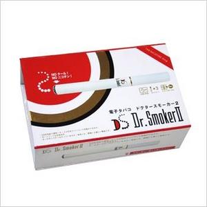 新型電子タバコ「ドクタースモーカー2」本体セット