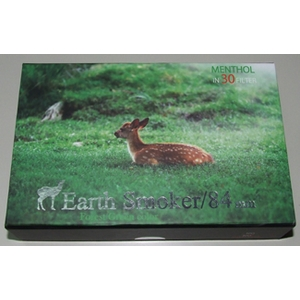電子タバコ「アーススモーカー84」本体セット メンソールフィルター30本付 通販、販売