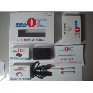 電子タバコ「ZEROスモーカー」本体セット ノーマルフィルター30本付 通販、販売