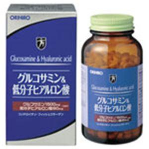 オリヒロ グルコサミン&低分子ヒアルロン酸 【3セット】