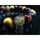 最高級AAAAA太針水晶トリプルタイガーブレス - 縮小画像2