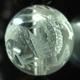 手彫天然水晶-龍(レッドタイガーアイ) 【女性用】 - 縮小画像2