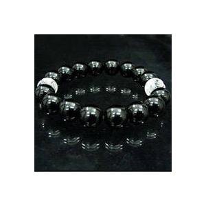 手彫天然水晶-龍(オニキス) 【男性用】