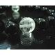 手彫天然水晶-龍(オニキス) 【女性用】 写真3