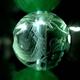 手彫天然水晶-龍(アベンチュリン) 【女性用】 写真2