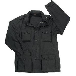 ROTHCO(ロスコ) ライトウエイトヴィンテージ M-65フィールドジャケット ブラック Sサイズ - 拡大画像
