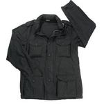 ROTHCO(ロスコ) ライトウエイトヴィンテージ M-65フィールドジャケット ブラック Lサイズ