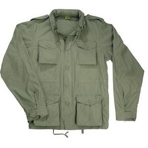 ROTHCO(ロスコ) ライトウエイトヴィンテージ M-65フィールドジャケット セージ Sサイズ - 拡大画像