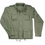 ROTHCO(ロスコ) ライトウエイトヴィンテージ M-65フィールドジャケット セージ Sサイズ