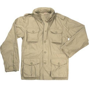 ROTHCO(ロスコ) ライトウエイトヴィンテージ M-65フィールドジャケット カーキ Sサイズ - 拡大画像