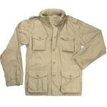 ROTHCO(ロスコ) ライトウエイトヴィンテージ M-65フィールドジャケット カーキ Lサイズ