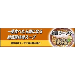 新潟ラーメン 東横 (10箱セット)