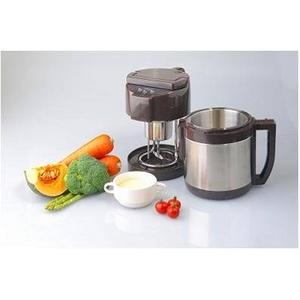 FUKAI(フカイ工業) 全自動野菜スープメーカー motenasi chaya(もてなし茶屋) FSM-3000 - 拡大画像