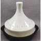 IHパオ型タジン鍋 ホワイト すのこなし 写真2
