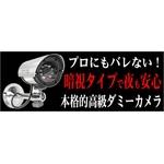 プロにもバレない高級ダミーカメラ【3個セット】