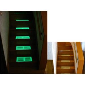 夜光る階段シート 12枚組 【1個セット】