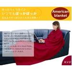 アメリカンブランケット エンジ 【3枚セット】