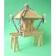 組木 お神輿組み立てキット - 縮小画像1