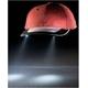 2Cソーラーライトキャップ レッド - 縮小画像1
