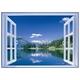 おふろの窓ポスター 3点セット - 縮小画像1