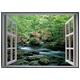 おふろの窓ポスター 3点セット - 縮小画像3