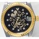 ミッキー夢物語上映70周年記念腕時計【ブラック】 - 縮小画像2