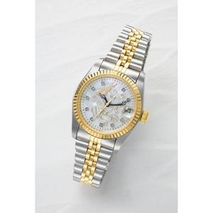 ミッキー夢物語上映70周年記念腕時計【ホワイト】 - 拡大画像