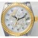 ミッキー夢物語上映70周年記念腕時計【ホワイト】 - 縮小画像2