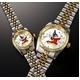 ミッキーダイヤモンドファンタジア 腕時計【レディース ホワイト】 - 縮小画像1