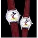 ミッキーマウス 皮腕時計【メンズ】 - 縮小画像1