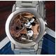 オールドミッキー高級牛革チェンジベルト付き 腕時計 - 縮小画像1