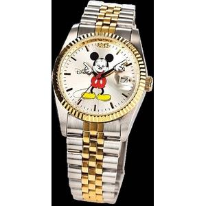 ミッキー 腕時計 シークレットアイ【コンビ】 - 拡大画像