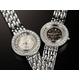 ハッピークリスタル ミッキー 腕時計【ホワイト】 - 縮小画像1