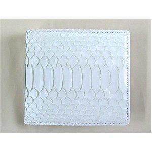 白蛇金運財布(二つ折り財布) - 拡大画像