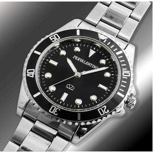 ペレバレンチノ腕時計 ブラックシルエット 【2個セット】 - 拡大画像