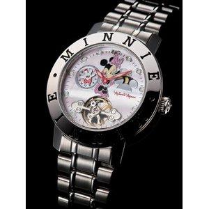 世界限定ミニーラブアワーズ<キスミニー> 腕時計 - 拡大画像