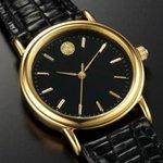 菊紋腕時計