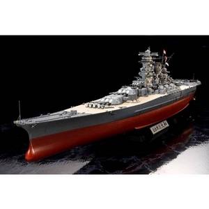 タミヤ プラモデル 1/350 日本海軍 戦艦 大和 プレミアム - 拡大画像