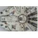 FineMolds(ファインモールド) STAR WARS(スターウォーズ) ミレニアム・ファルコン SW6 1/72 - 縮小画像4