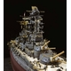 プラモデルセット 1/350 日本海軍戦艦 長門 レイテ沖海戦ディテールアップパーツセット