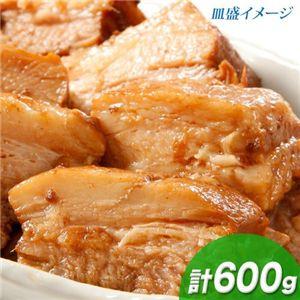 沖縄名物 うかじ豚 角煮 計600g - 拡大画像